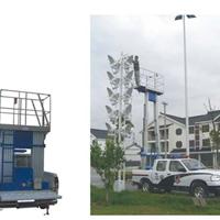 供应济南泽洋高品质车载式铝合金升降机