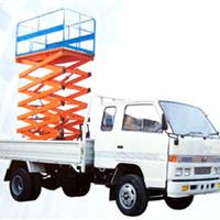供应济南泽洋高品质汽车载式液压升降台