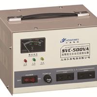 供应 弘美电器TND-0.5KVA高精度全自动交流稳压器