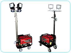 供应厂房专用高光效应急灯,移动照明灯