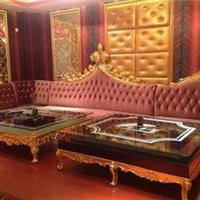 供应广州ktv家具厂家订做欧式沙发价格