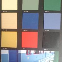 供应厂房专用超耐磨pvc石英片材地板