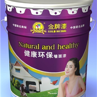 外墙乳胶漆-金牌木器漆招商