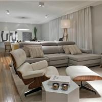 供应舒适实用的现代简约设计--长沙装修公司
