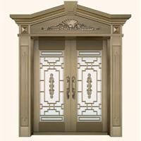 供应郑州铜门|郑州铜门最新款式|郑州铜大门