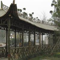 供应竹木长廊制作、专业设计