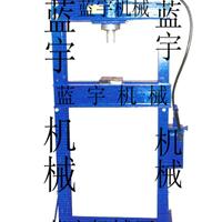厂家直销20吨双柱式带表手动压机
