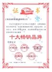 上海装饰材料市场金楹奖十大畅销品牌