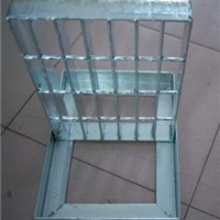 冷镀锌沟盖板供应商|安平县精华钢格板有限公司