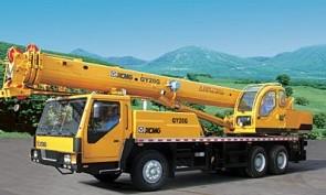 上海吊车起重工程承接 上海吊车起重设备出租 通利起重
