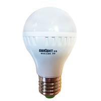 百恒LED 5W节能灯泡 e27螺口LED光源