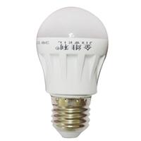 3W LED球泡灯  E27 led节能灯泡