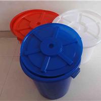 防虫带盖塑料储米桶