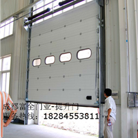 贵阳工业滑升门,贵阳提升门制作安装