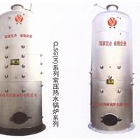 供应杭州立式燃煤热水锅炉-4吨导热油炉价格