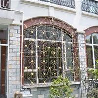 供应铁艺防盗窗|武汉鸿博铁艺