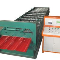 供应860 彩钢压瓦机设备
