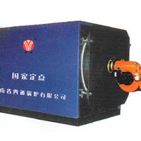 供应6吨燃气锅炉-1吨手烧卧式燃煤蒸汽锅炉