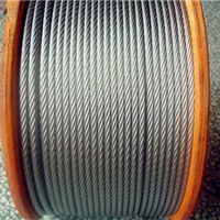316不锈钢钢丝绳价格