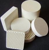 批发蜂窝陶瓷催化汽车尾气净化高纯二氧化硅
