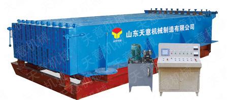 石膏墙板生产线 保温板生产设备 水泥发泡保温板设备 天意械