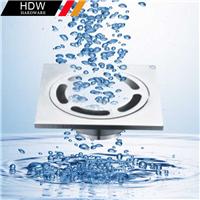 HDW 潜水艇地漏 潜水艇专卖 加厚不锈钢