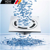 HDW 潛水艇地漏 潛水艇專賣 加厚不銹鋼