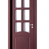 供应木门 免漆套装木门 免漆单扇玻璃门