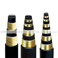 供应 高压钢丝缠绕胶管 可按客户标准生产