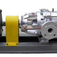 供应DN50-3进口TCM高温高压多级泵浦