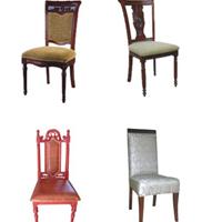 厂家直销南宁精美酒店椅|餐桌椅子