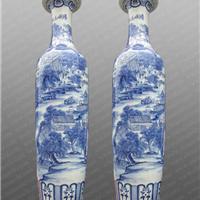 供应景德镇花瓶 青花瓷大花瓶