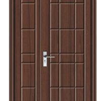 供应木门 免漆套装木门 高密度系列子母木门