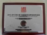 2012第五届诚信品牌安防供应商
