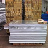 供应岩棉墙面、屋面彩钢板―岩棉夹芯板报价