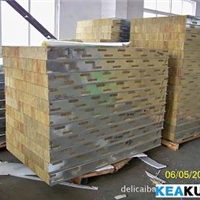 供应矿棉彩钢夹芯板吊顶,隔断厂家报价