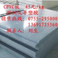 供应进口CPVC板