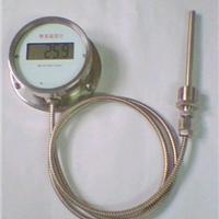 供应SXM-491金属软管数显温度计