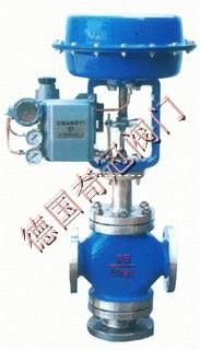 供应进口气动三通导热油调节阀