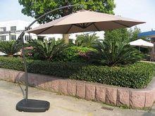 供应房地产门口的欧式伞好看的伞大理石伞