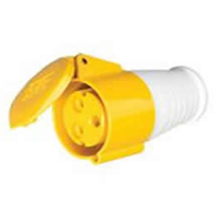 供应110V/16A工业插头插座