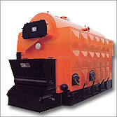 供应青岛1吨燃煤热水锅炉-天然气生产厂家