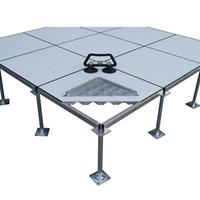 广西高架活动地板 架空防静电地板厂家直销
