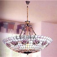 供应贝壳灯具、天然贝壳装饰灯、玻璃灯饰