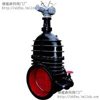 福建电动铸铁暗杆楔式闸阀Z945T-10/16