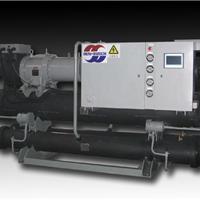 供应螺杆型水源热泵机组