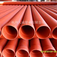 供应大成牌PVC波纹管