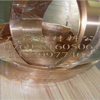 c17200半硬铍铜带_c17200铍铜报价