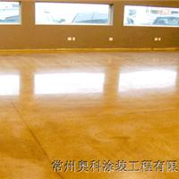 供应黄山彩色耐磨固化地坪 高耐磨固化地坪
