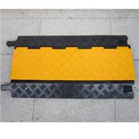 广东橡胶减速带 线槽减速带 线槽减速板